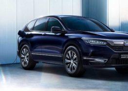 Honda перетворить кросовер HR-V в електромобіль