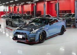 Nissan випустить GT-R Nismo Special Edition з прозорим капотом з вуглеволокна