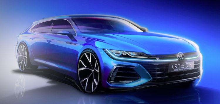 Volkswagen представив нову версію моделі Arteon