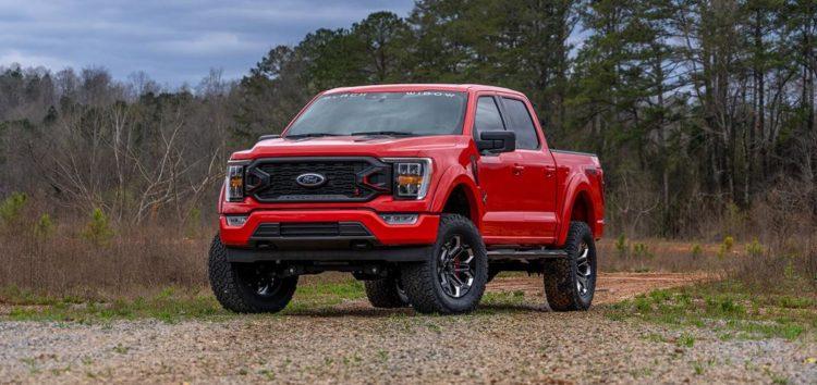 SCA Performance представив спеціальну версію Ford F-150 (відео)