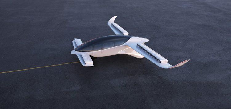 Стартап Lilium представив повітряне аеротаксі на сім місць