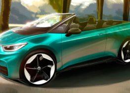 Компанія Volkswagen планує випустити електричний Karmann Ghia