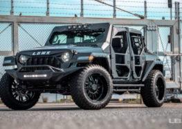 Японці представили свою версію Jeep Wrangler