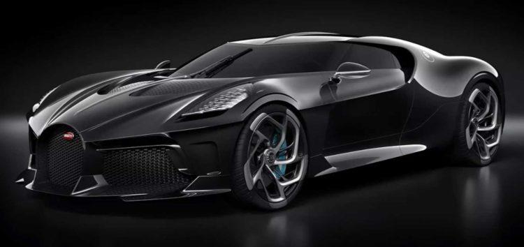 Найдорожчий Bugatti вперше тестують на дорогах