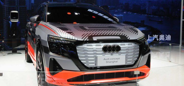 Audi представила великий кросовер