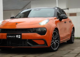 Geely представила конкурента Volkswagen Golf GTI