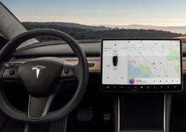 Автомобили Tesla получили новую голосовую команду (видео)