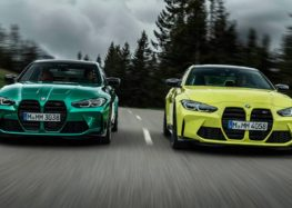 Компанія BMW показала процес складання M3 Competition 2021 (відео)