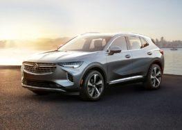 Buick готує до презентації оновлений кросовер Envision GX