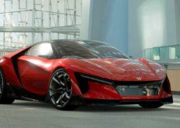 Honda хоче випустити новий спортивний електрокар