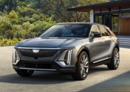 Cadillac представив серійний Lyriq