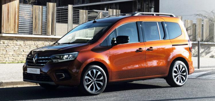 Renault показала оновлену версію Kangoo
