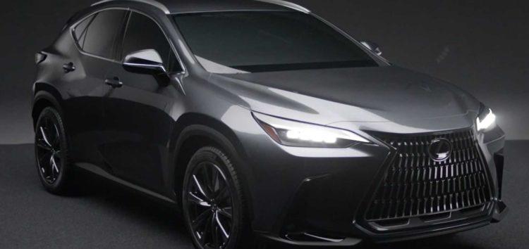 Скоро представлять новий Lexus NX