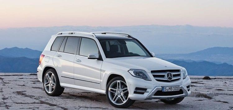 Шпигуни зловили новий Mercedes GLC