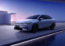 Xpeng Motors випустила автомобіль P5