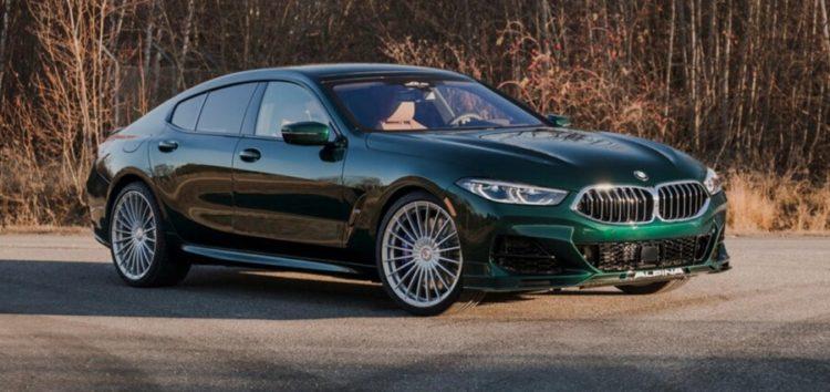 BMW випустила на ринок новий седан