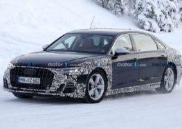 Піймано Audi A8 2022 року з довгою базою
