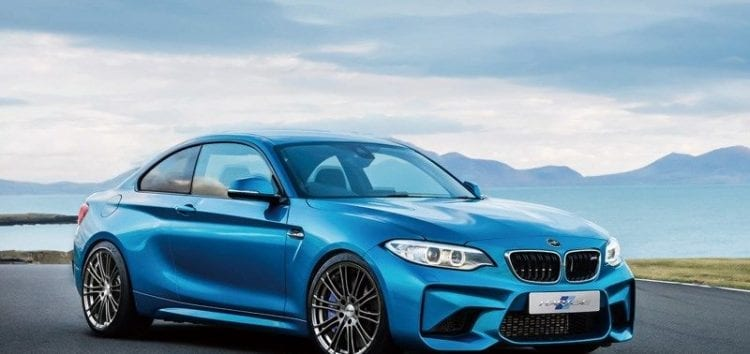 BMW випустить унікальне купе