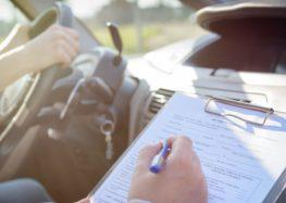 Нові екзаменаційні питання на посвідчення водія