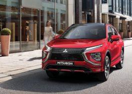 В України відкрились продажі оновленого Mitsubishi Eclipse Cross