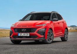Hyundai готує новий Hyundai Kona N
