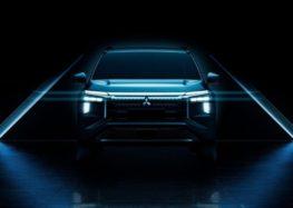 Mitsubishi показала зовнішність нового електрокросовера Airtrek