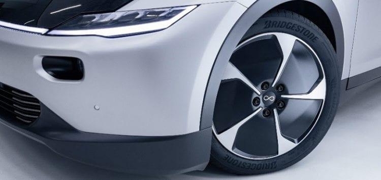 Ексклюзивні шини Bridgestone поставлять на електрокар