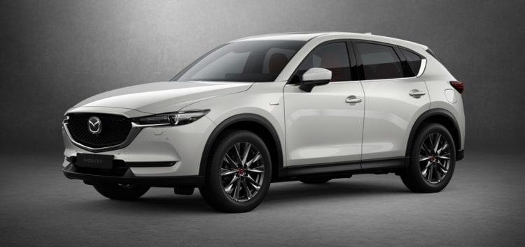 Mazda створила «столітню» спецверсію