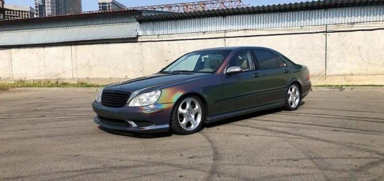 На продаж виставили Mercedes американської поп-зірки