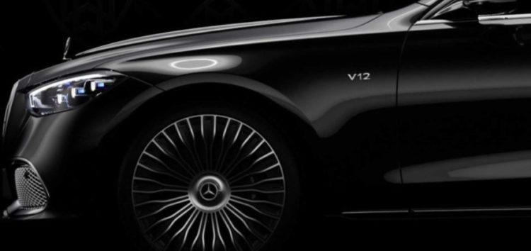 Mercedes-Benz виготовив незвичайний Maybach до 100-річчя бренду