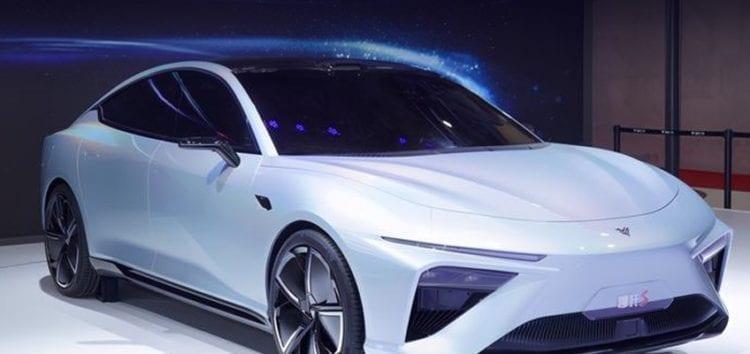 Електромобіль Neta S запропонував 1100 км запасу ходу