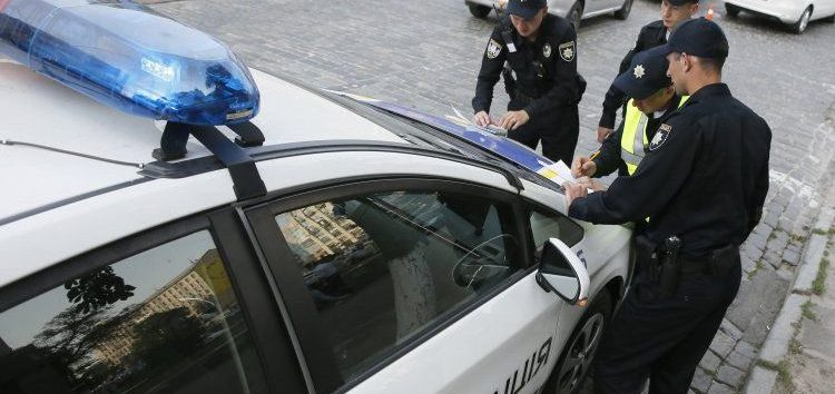 Водіїв почали штрафувати за «заглушки»