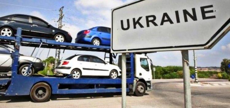Звідки найчастіше імпортуються авто в Україну