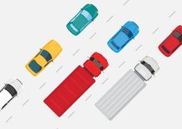Сколько времени тратят водители в разных городах мира