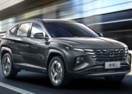 Був презентований новий потужний Hyundai Tucson