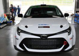 Toyota представила перший в історії водневий болід