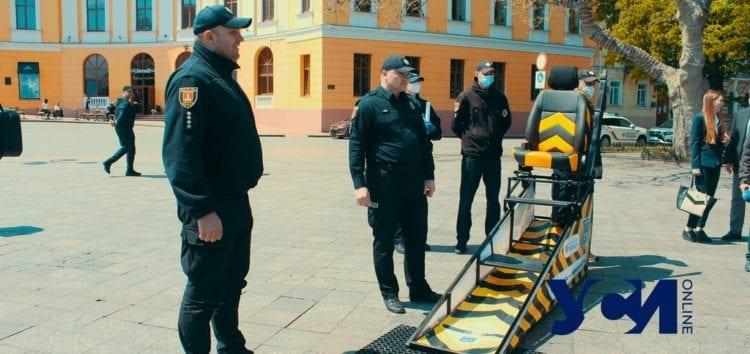 Одесситы примут участие в «краш-тестах»