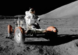 General Motors займатиметься розробкою місячного транспорту
