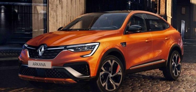 """Renault Arkana відмінно пройшов """"лосиний тест"""""""