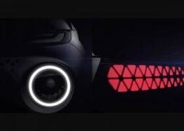 Hyundai проєктує незвичайний кросовер з круглими фарами