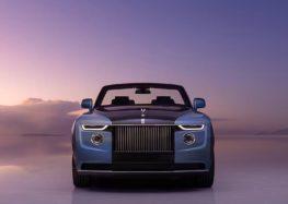 Rolls-Royce виробив найдорожчий кабріолет