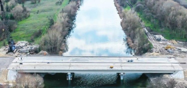 У Дніпропетровській області завершують новий міст