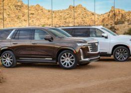 Cadillac зніме з виробництва легендарний Escalade