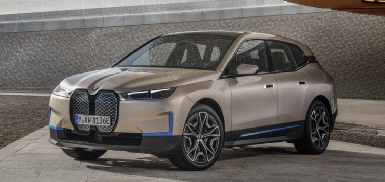 BMW почне випускати високовольтні батареї для нових моделей