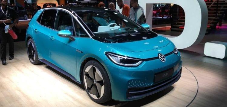 Volkswagen розроблятиме власні чіпи для електрокарів