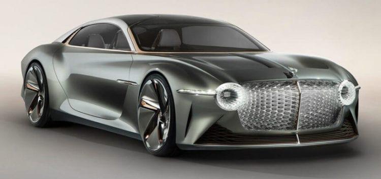 Перший електромобіль Bentley буде кросовером