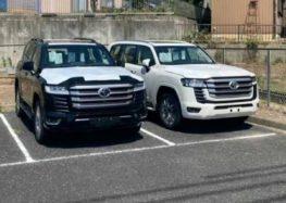 Тойота розкрила подробиці нового Land Cruiser 300