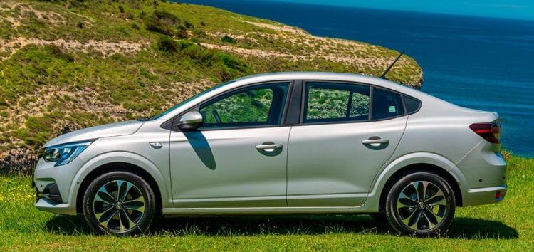 Renault представив Logan під назвою Taliant