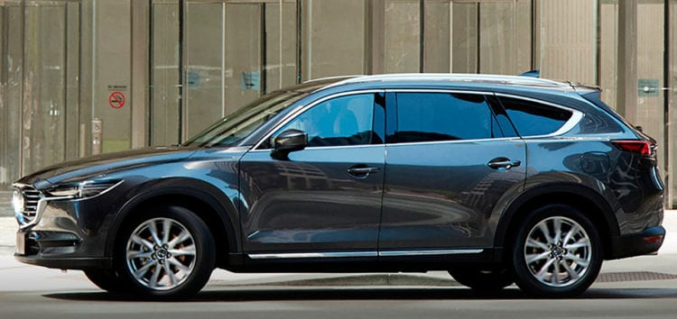 Новий преміальний кросовер Mazda CX-50 зроблять задньопривідним