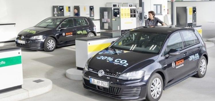 Bosch, Shell і Volkswagen випускають екологічний бензин